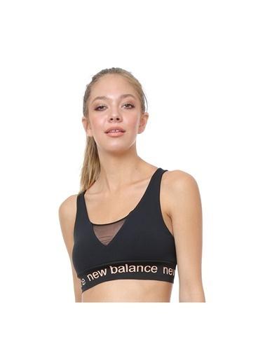 New Balance Kadın  Atlet 45416 Siyah